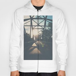 crossing the Mississippi ... Hoody