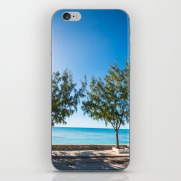 Turks and Caicos beach iPhone Skin