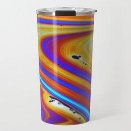 Soap Bubble Colors Travel Mug