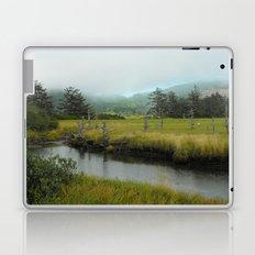 Mystery In Mist Laptop & iPad Skin