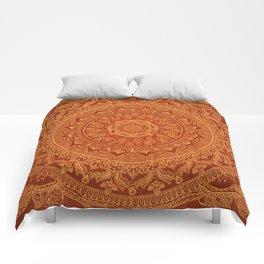 Mandala Spice Comforters