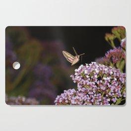 Hummingbird Hawk Moth Cutting Board