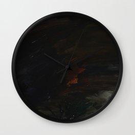 Broken promises Wall Clock