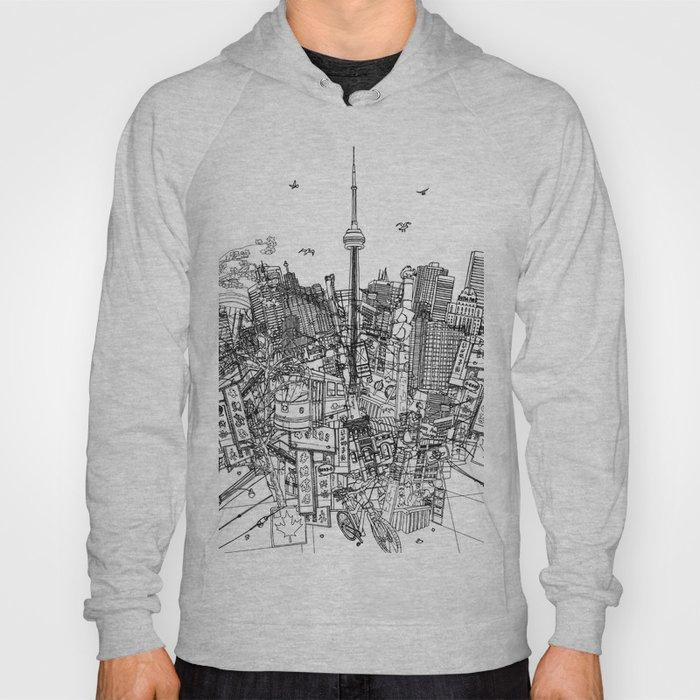 Toronto! (version #2) Hoody