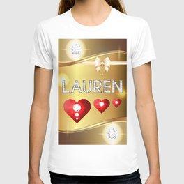 Lauren 01 T-shirt