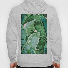 Banana leaf grandeur II Hoodie