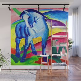 Franz Marc Blue Horse Wall Mural