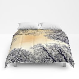 Infrared Forest Comforters