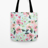 fancy Tote Bags featuring Fancy. by Scarlais