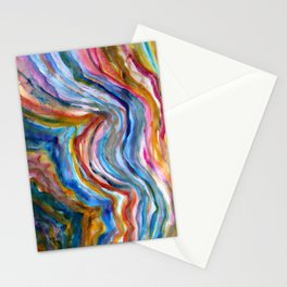 Over Time Stationery Cards