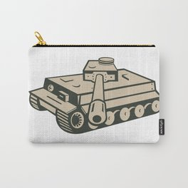 World War Two German Panzer Tank Aiming Carry-All Pouch