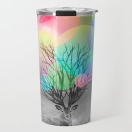 Calm Within the Chaos Travel Mug