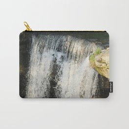 The Falls In Cascade Park Carry-All Pouch