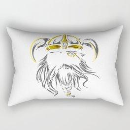 Viking Spirit Rectangular Pillow
