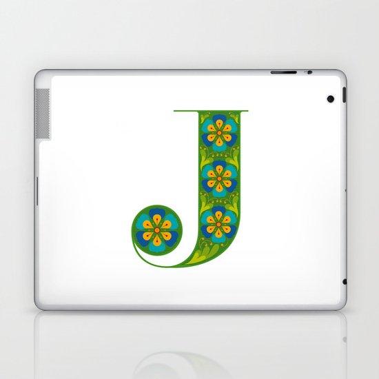 J - Amarilis Laptop & iPad Skin