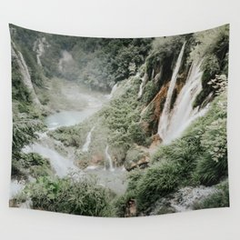 Plitvice Lakes National Park Wall Tapestry