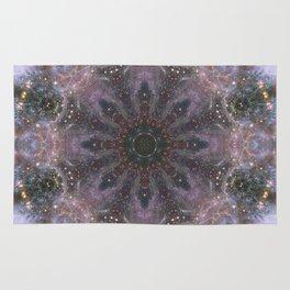 Space Mandala no16 Rug