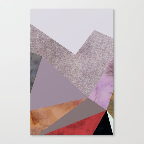 P5 Canvas Print