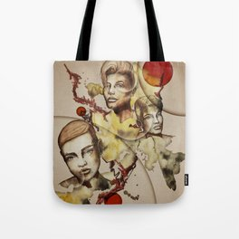 Focus by carographic Tote Bag