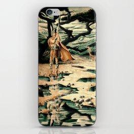 Viking Man iPhone Skin