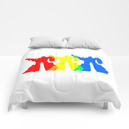 Optimus Prime Colors Comforters