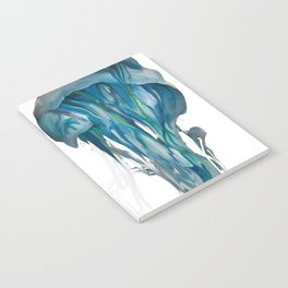 Jelly Fish Notebook