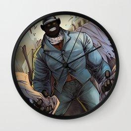 Hyde Wall Clock