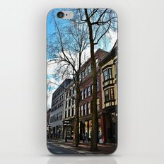 gastown iPhone & iPod Skin