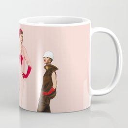 1950's Girls Coffee Mug