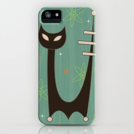 Atomic Cats iPhone Case