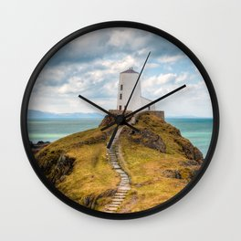 Llanddwyn  Wall Clock