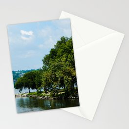 Summer on the Hudson Stationery Cards