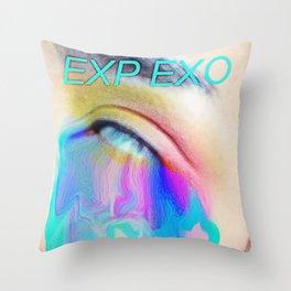 Don'tCare Throw Pillow