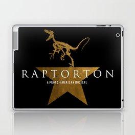 Raptorton: A Proto-American Musical Laptop & iPad Skin