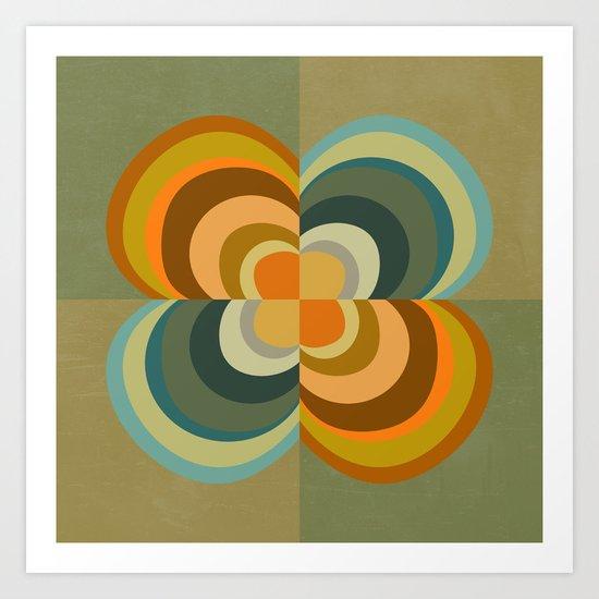 Textures/Abstract 75 Art Print