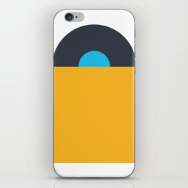 Vinyl Collection #6 iPhone Skin