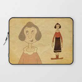 Olive Oyl Laptop Sleeve
