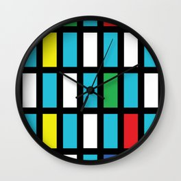 SEAGRAM Wall Clock