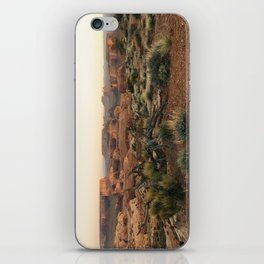 Monument Valley Morning iPhone Skin