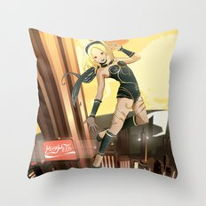Gravity Rush Fan Art Throw Pillow