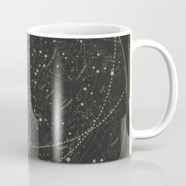 Vintage Astronomical & Celestial Map (1850) Coffee Mug