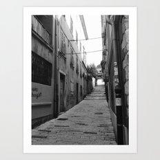 Mediterranean Places Art Print