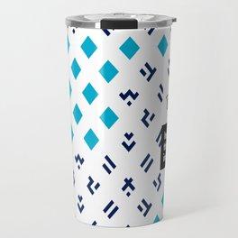 Artis 1.0, No.4 in Warm Blue Travel Mug