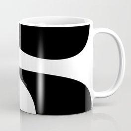 Fiv (black) Coffee Mug
