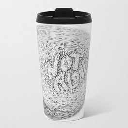 Not Alone Metal Travel Mug