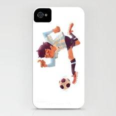 Lionel Messi, Argentina Jersey Slim Case iPhone (4, 4s)