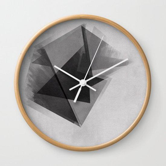 Abstraction Process Wall Clock