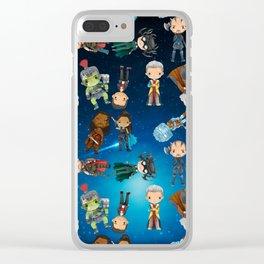 Ragnarok Clear iPhone Case
