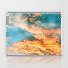Blue Sunset Clouds  Laptop & iPad Skin