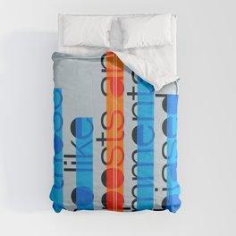 unbaised Comforters